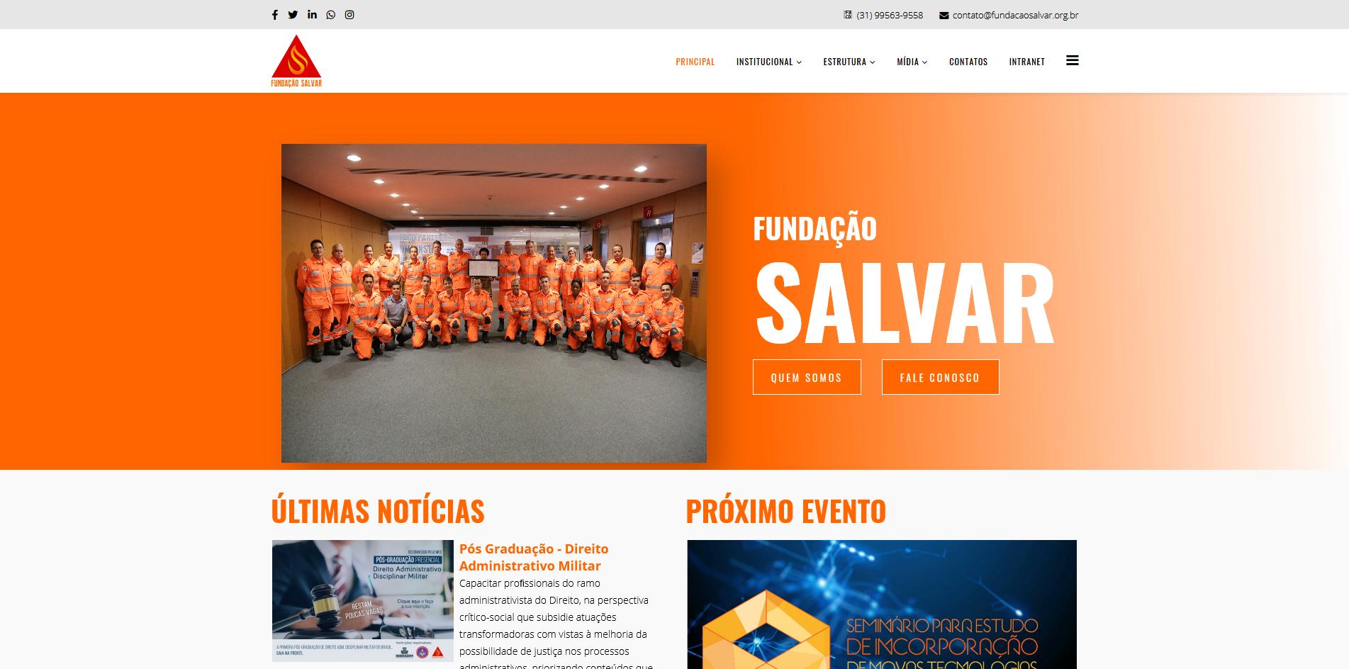 Fundação Salvar